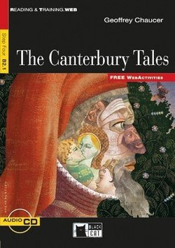 BCRT4 Canterbury Tales with Audio CD (New Edition) ISBN: 9788853014177