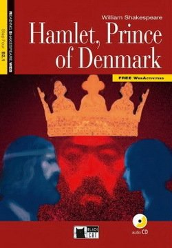 BCRT4 Hamlet, Prince of Denmark (New Edition) with Audio CD ISBN: 9788853015525