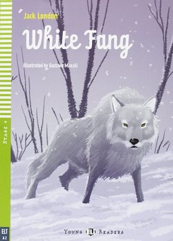 YELI4 White Fang with Audio CD ISBN: 9788853607713
