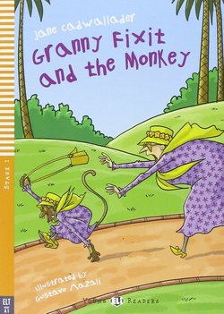 YELI1 Granny Fixit and the Monkey with Audio CD ISBN: 9788853613233
