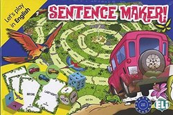 Sentence Maker (Card Game) ISBN: 9788853616746