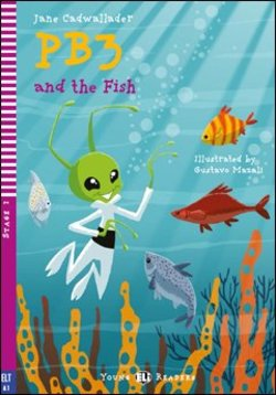 YELI2 PB3 and the Fish with Multi-ROM ISBN: 9788853622310