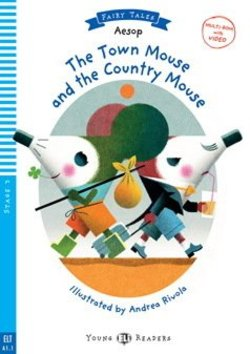 YELI3 The Town Mouse and the Country Mouse with Video Multi-ROM ISBN: 9788853622921