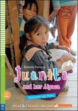 YELI4 Juanita and Her Alpaca with Multi-ROM ISBN: 9788853623980