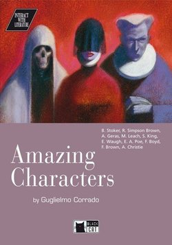 BCIL Amazing Characters Teacher's Book ISBN: 9788877544025