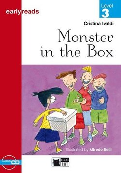 BCER3 Monster In The Box Book with Audio CD ISBN: 9788877544551
