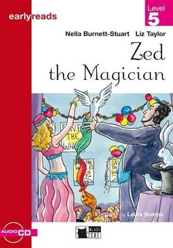 BCER5 Zed The Magician Book with Audio CD ISBN: 9788877546128