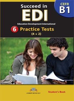 Succeed in EDI B1 (JETSET 4) Practice Tests Student's Book  ISBN: 9789604134113