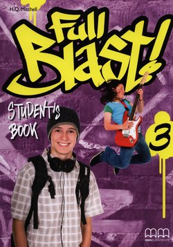 Full Blast! 3 Student's Book ISBN: 9789604438938
