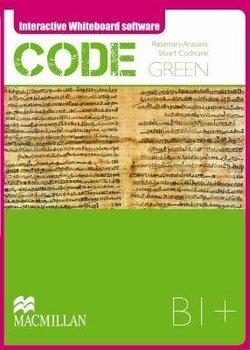 Code Green B1+ Interactive Whiteboard Software (IWB)