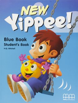 New Yippee! Blue Student's Book ISBN: 9789604781614