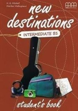 New Destinations B1 Intermediate Student's Book ISBN: 9789605091552