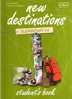 New Destinations A1.2 Elementary Student's Book ISBN: 9789605099633