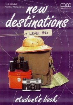 New Destinations B1+ Interactive Whiteboard (IWB) DVD-ROM ISBN: 9789605738426