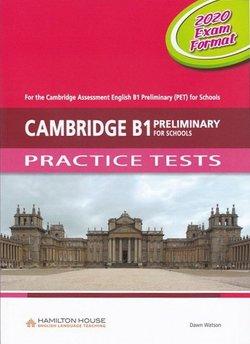 Cambridge PET for Schools (PET4S) Practice Tests (2020 Exam