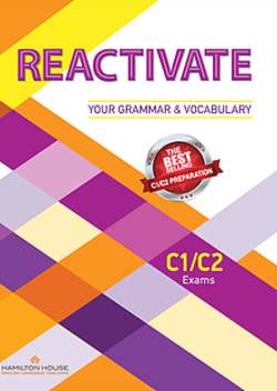 Reactivate Your Grammar & Vocabulary C1/C2 Exams Student's Book without Answer Key ISBN: 9789963254781