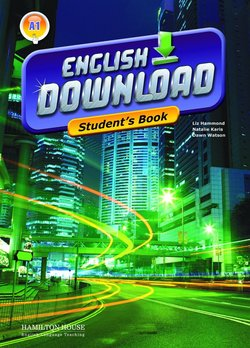 English Download A1 Teacher's Book ISBN: 9789963261284