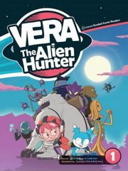 EGCR Vera The Alien Hunter 1; Vera's Tall Tales, Meet Luca & A Real Alien with MP3 Audio CD ISBN: 9791156801115