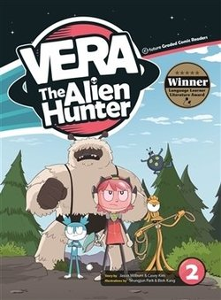EGCR Vera The Alien Hunter 2; Luca's Mission, Getting Ready for the Worst & All is Safe with MP3 Audio CD ISBN: 9791156801122