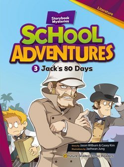 Young Learners Winner: School Adventures 3
