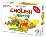 Let's Eat in English (Card Based Game) ISBN: 5903111818449