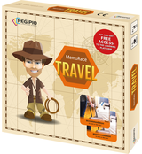 MemoRace Travel (Card Based Game) ISBN: 5903111818678