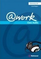 @work Elementary Class Audio CD ISBN: 8431300228405