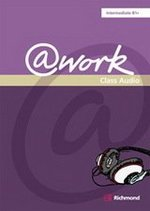 @work Intermediate Class Audio CD ISBN: 8431300228467