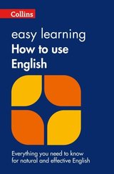 Collins Easy Learning How to Use English ISBN: 9780007374700