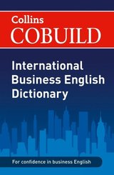 Collins COBUILD International Business English Dictionary ISBN: 9780007419111