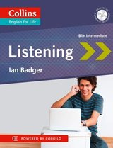 Collins English for Life B1+ Intermediate: Listening with Audio CD ISBN: 9780007458721