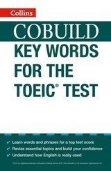 Collins COBUILD Key Words for the TOEIC Test ISBN: 9780007458837