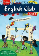 Collins English Club 1 with CD-ROM & Stickers ISBN: 9780007488599