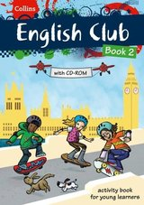 Collins English Club 2 with CD-ROM & Stickers ISBN: 9780007488605