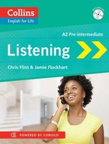 Collins English for Life A2 Pre-Intermediate: Listening ISBN: 9780007497751