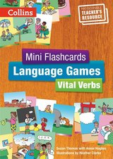 Copykit English: Mini Flashcards Language Games: Vital Verbs ISBN: 9780007522354