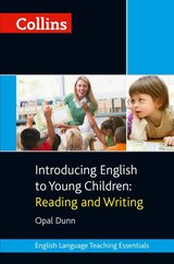 Collins Introducing English to Young Children: Reading and Writing ISBN: 9780007522545
