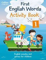 Collins First English Words Activity Book 1 ISBN: 9780007523139