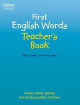 Collins First English Words Teacher's Book ISBN: 9780007536009