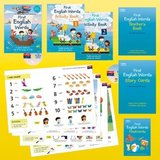 Collins First English Words Activity Pack ISBN: 9780007536580