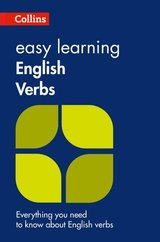 Collins Easy Learning English Verbs (2nd Edition) ISBN: 9780008100803
