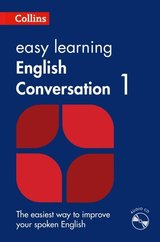 Collins Easy Learning English Conversation (2nd Edition): Book 1 with Audio CD ISBN: 9780008101749