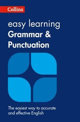Collins Easy Learning Grammar and Punctuation (2nd Edition) ISBN: 9780008101787