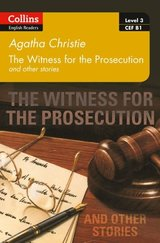 COER3 Witness for the Prosecution and Other Stories with Audio Download ISBN: 9780008249717