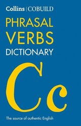 Collins COBUILD Phrasal Verbs Dictionary (4th Edition) ISBN: 9780008375461