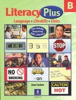 Literacy Plus B; for Adults Acquiring ESL Literacy Student's Book ISBN: 9780130484161