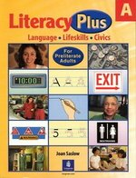 Literacy Plus A; for Preliterate Adults Student's Book ISBN: 9780130996107
