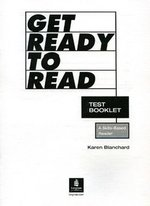 Get Ready to Read Test Booklet ISBN: 9780131941816