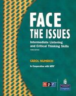 Face the Issues Student Book ISBN: 9780131992184