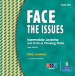Face the Issues Class Audio CDs ISBN: 9780131992207
